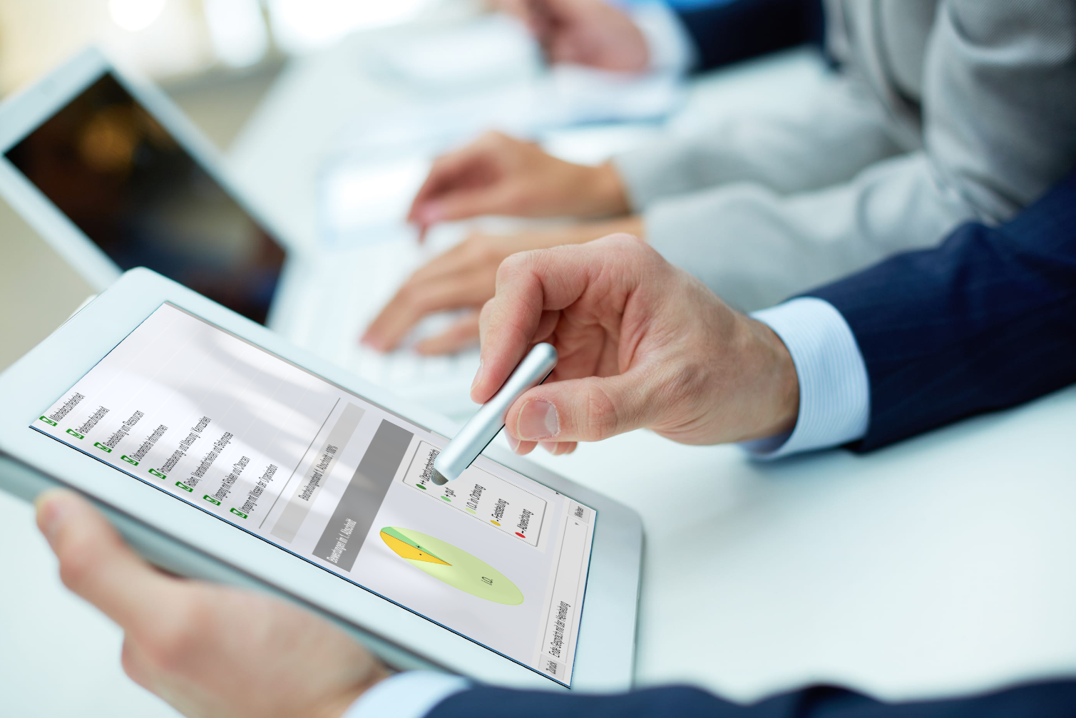 Audits und Begehungen strukturiert bearbeiten - Mit dem Modul Auditmanagement