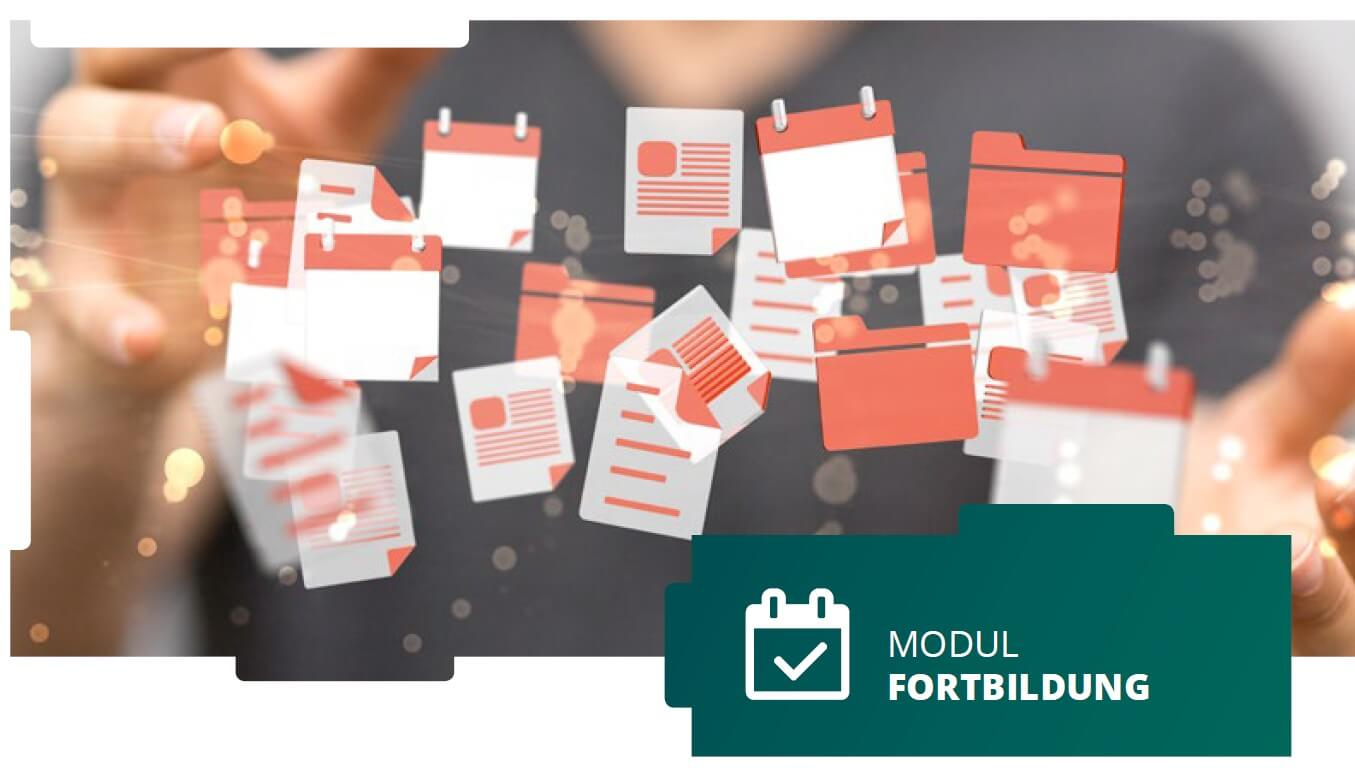 qualido manager® - Modul Fortbildungsmanagement