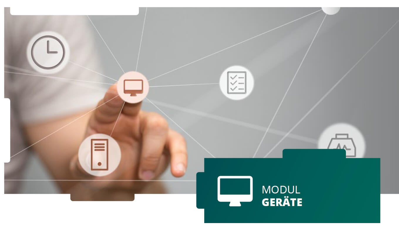 qualido manager® - Modul Gerätemanagement