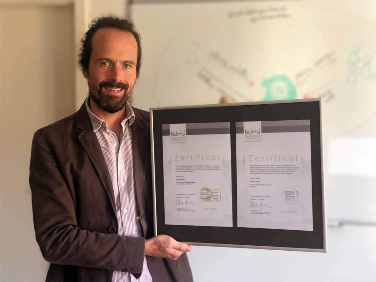 Dr. Thomas Lachauer - Geschäftsführer der qualido GmbH